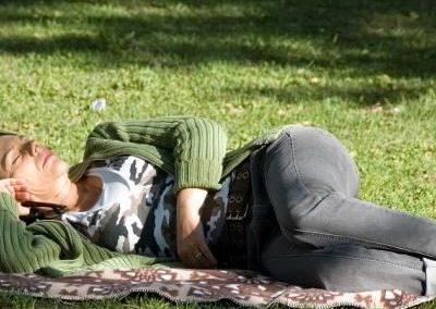Le sommeil du Golfeurl